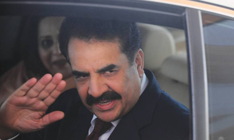 'Raheel Sharif took Saudi-led military coalition command in his personal capacity'