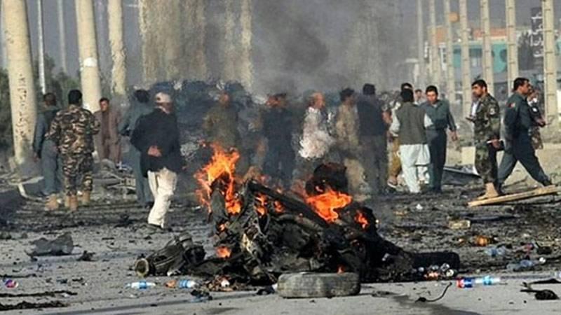 20 killed, dozens injured in Afghan blast