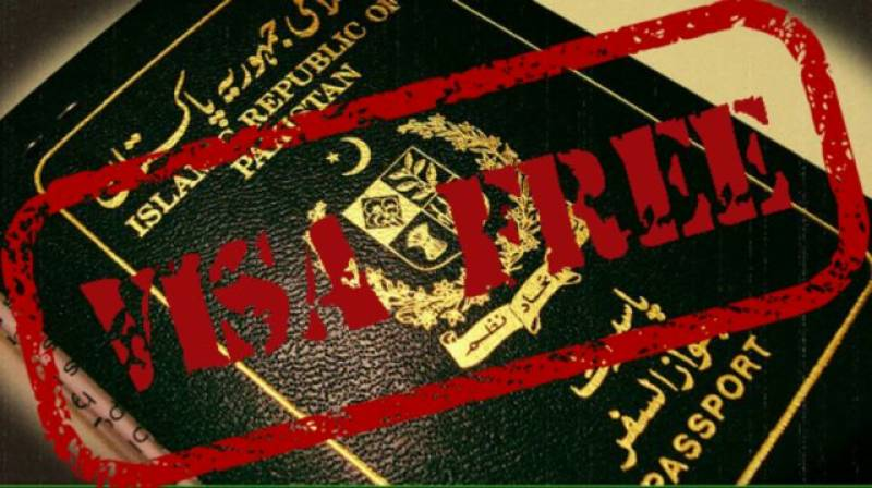 Top 3 visa free countries for Pakistanis to move
