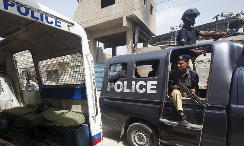 4 policemen martyred in Karachi firing attack