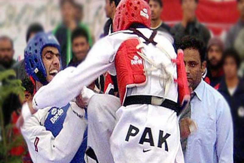 Pakistan Taekwondo team to participate in WTC-2017