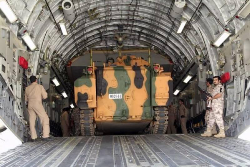 Turkey rejects Arab states' call to shut military base in Qatar