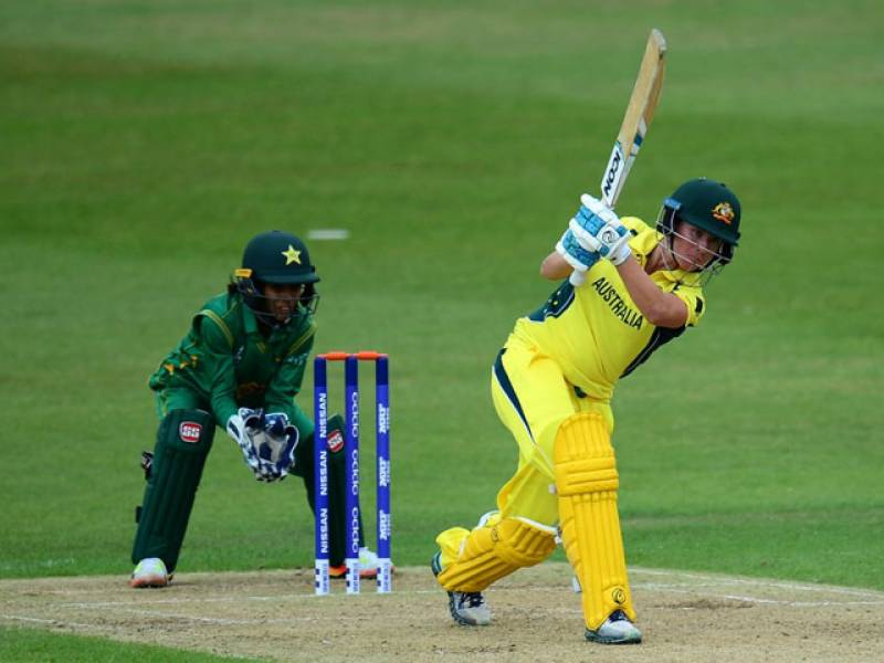Women's World Cup: Australia beat Pakistan in warm-up match