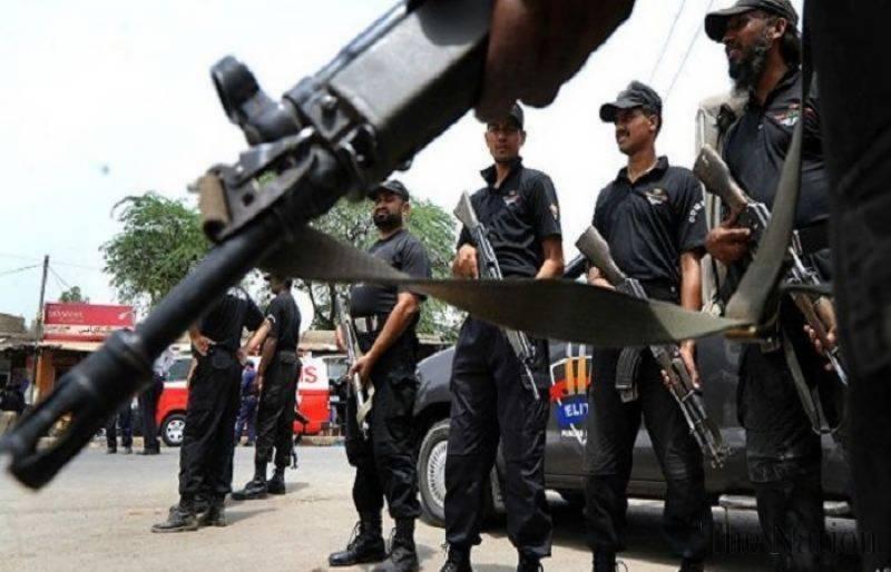 Major terror bid foiled, two IS terrorists killed in Peshawar