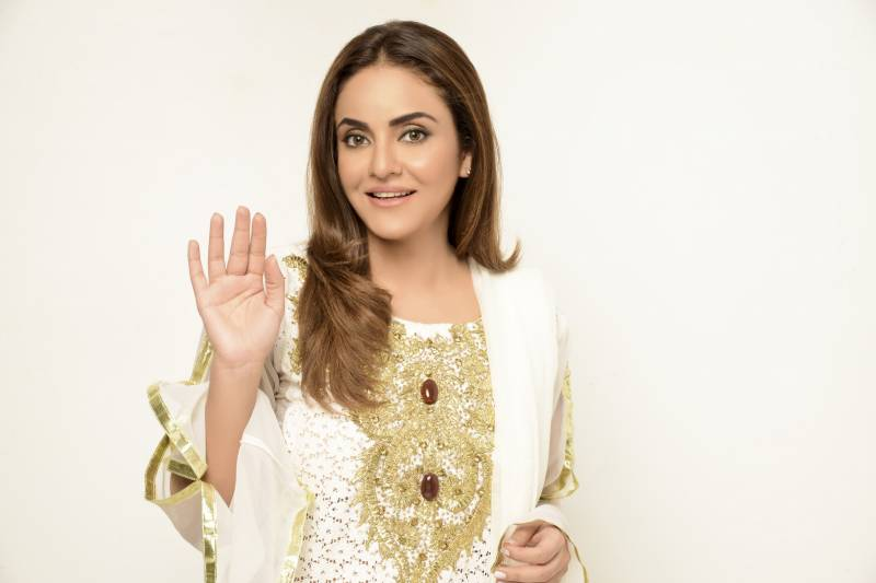 Nadia Khan set to comeback in acting after 17 years