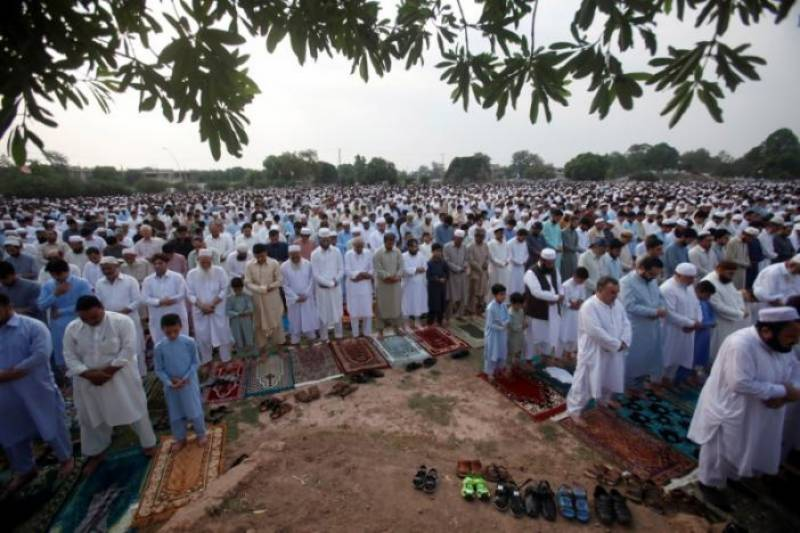 Eidul Fitr being celebrated across the country