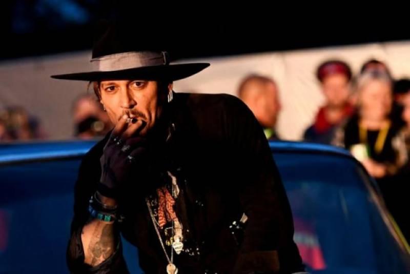 Johnny Depp apologizes for 'poor taste' Trump assassination joke