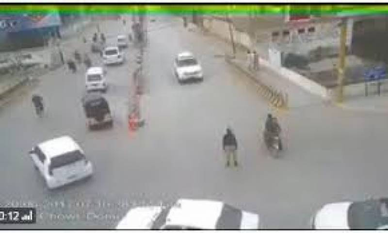 Chief justice takes suo motu notice of traffic warden's death trampled by MNA Achakzai