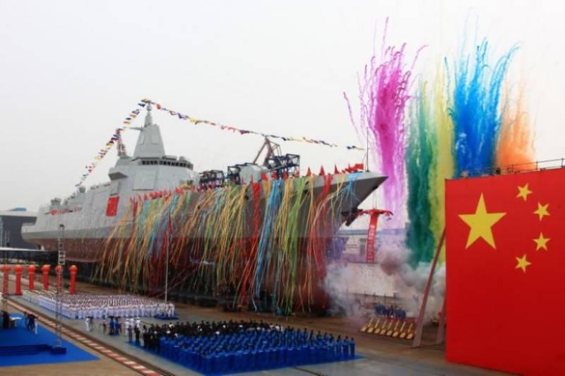China launches