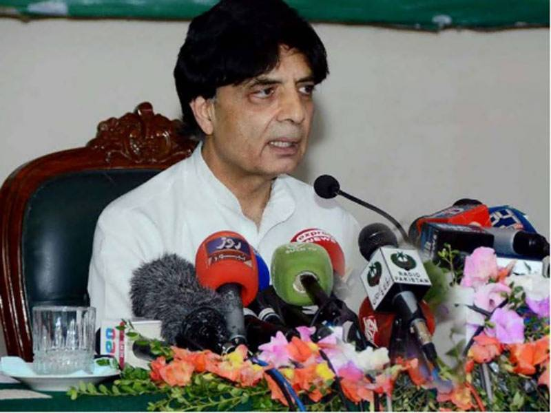 Interior Minister takes notice of social media campaign fueling sectarianism