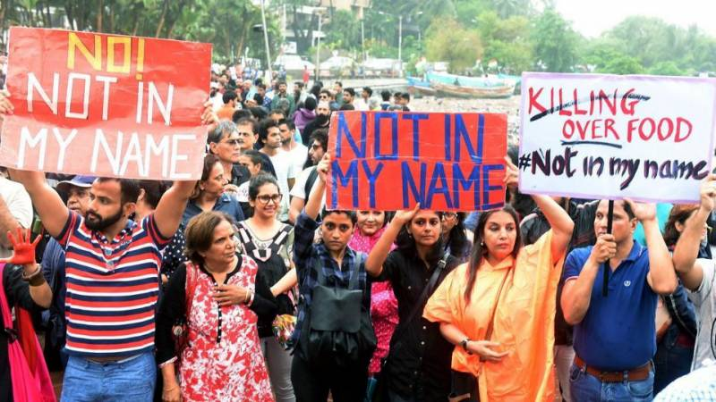 Indian celebrities join protests against mob lynching of Muslims