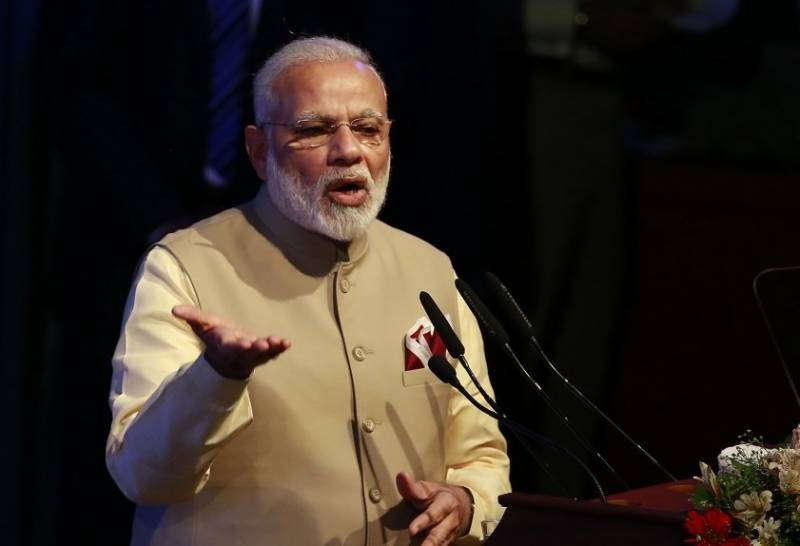 Indian PM Modi condemns violence in name of cow worship