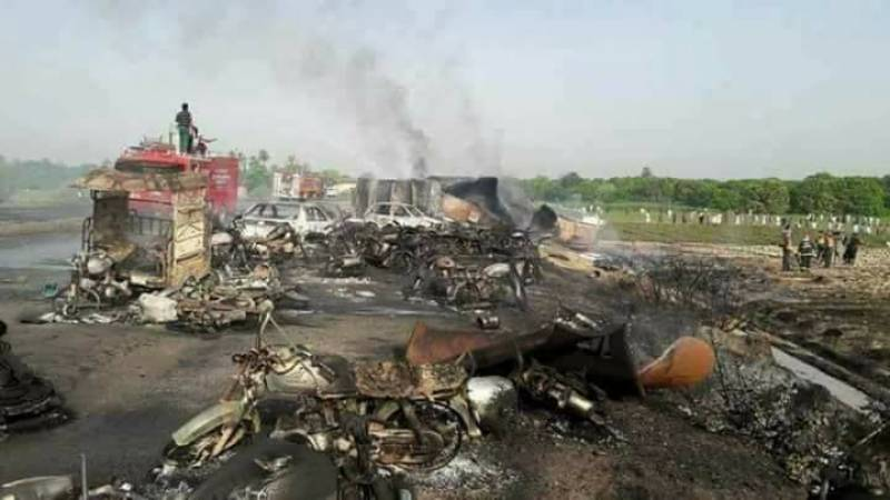 Ahmadpur Sharqia Tragedy: Death Toll Rises To 190