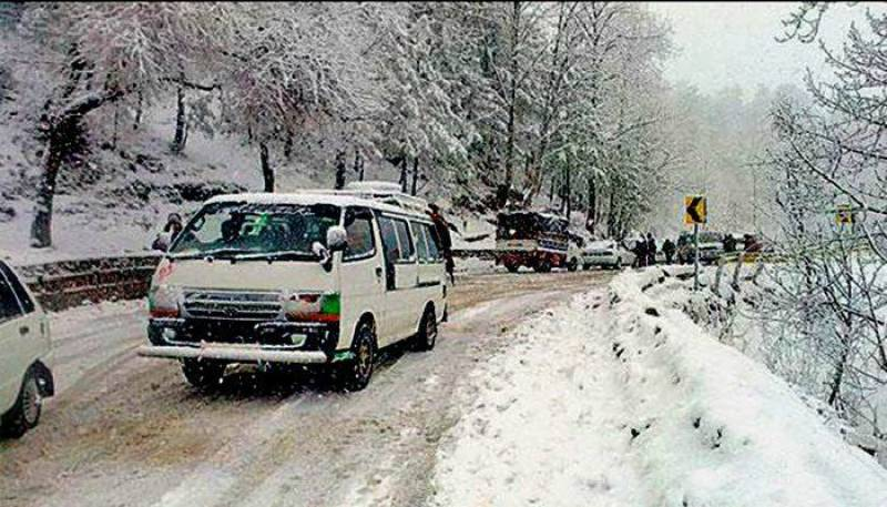 Four people dead, dozens injured as bus falls into ravine in Murree