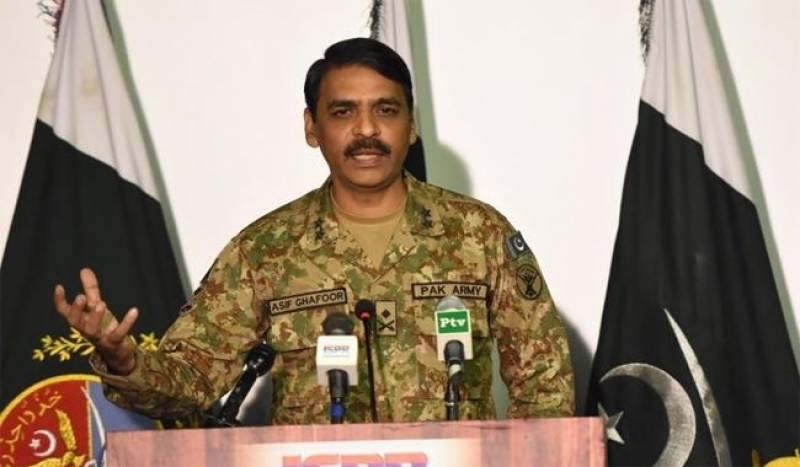 ISPR denies presence of Da'ish in Pakistan