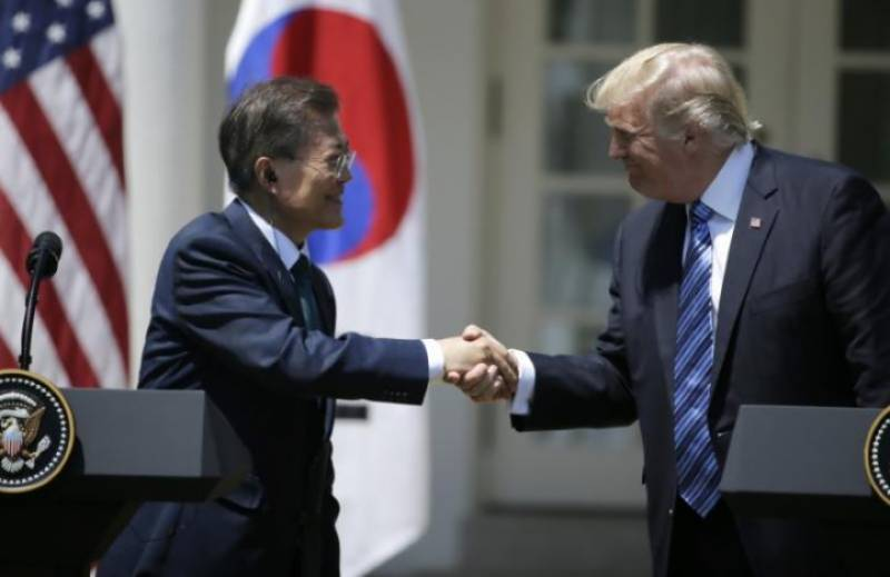North Korea requires determined response: Donald Trump