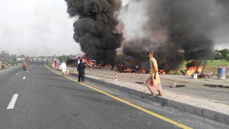 Ahmadpur Sharqia Tragedy: Death toll climbs to 203