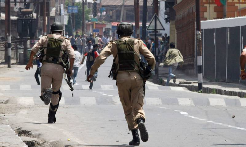Indian forces martyr two Kashmiris, injures one in IHK