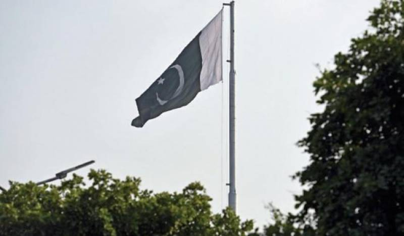 Pakistan to install world's eighth largest flag at Wagah border
