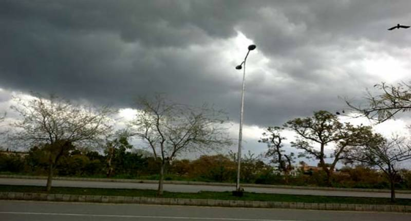 Rain-thundershowers to prevail in different parts of country
