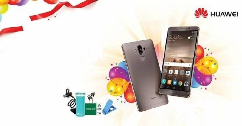 Huawei's lucky draw gratifies customers with Mega Prizes