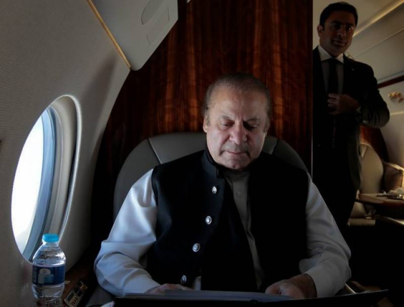 PM Nawaz Sharif vows to foil conspiracies against country's progress