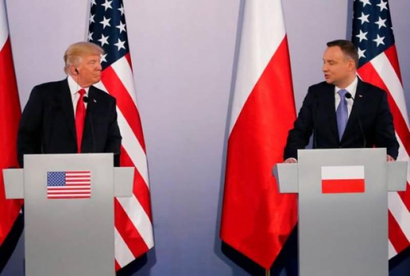 Trump again demands more NATO spending, mulls 'severe things' on North Korea