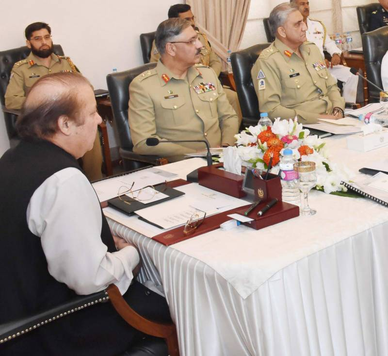 Regional peace links to resolution of all outstanding issues: NSC