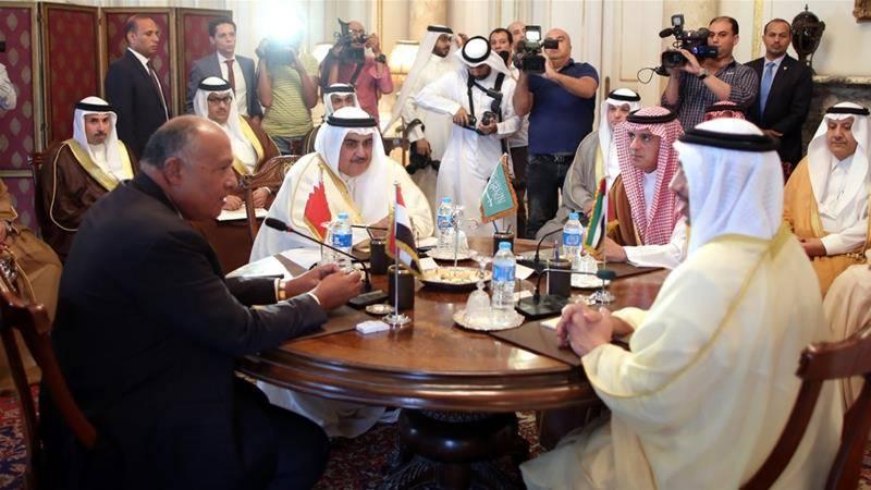 Saudi-led bloc vows new measures against Qatar