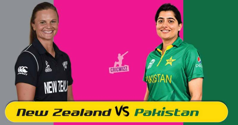 Women World Cup: New Zealand beat Pakistan by 8 wickets