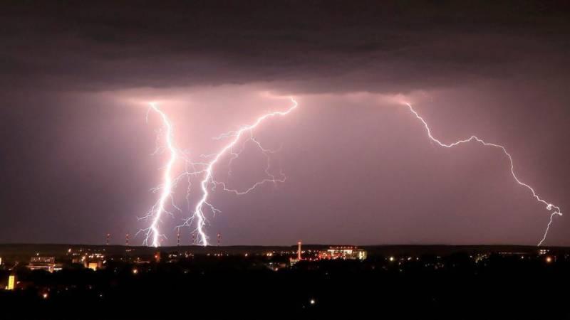 At least 26 die in India's Bihar lightning strikes