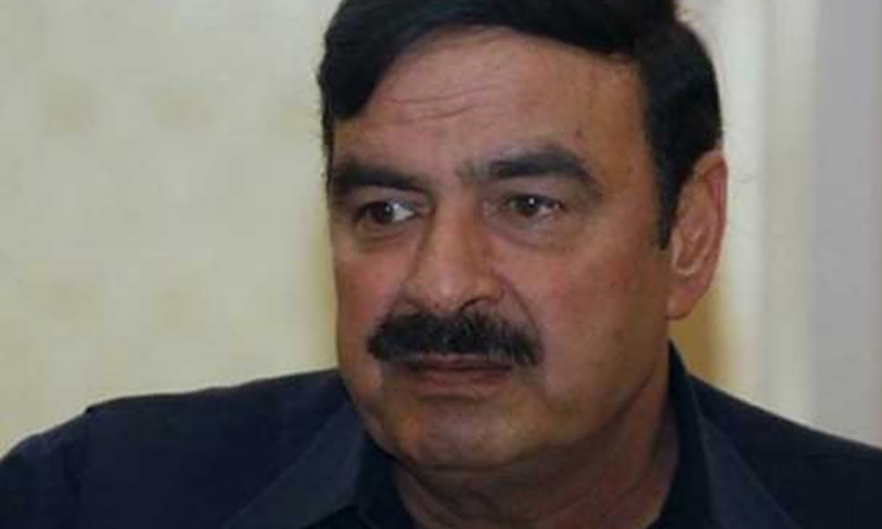 Nawaz Sharif's agenda is to wage war against military and judiciary: Sheikh Rasheed