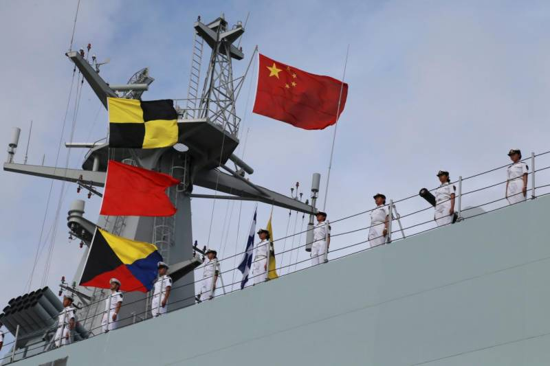 China sends personnel to open first overseas military base in Djibouti