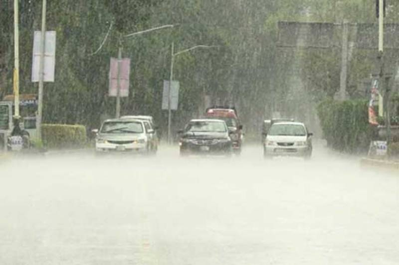 Heavy rain with thunderstorm expected in parts of country