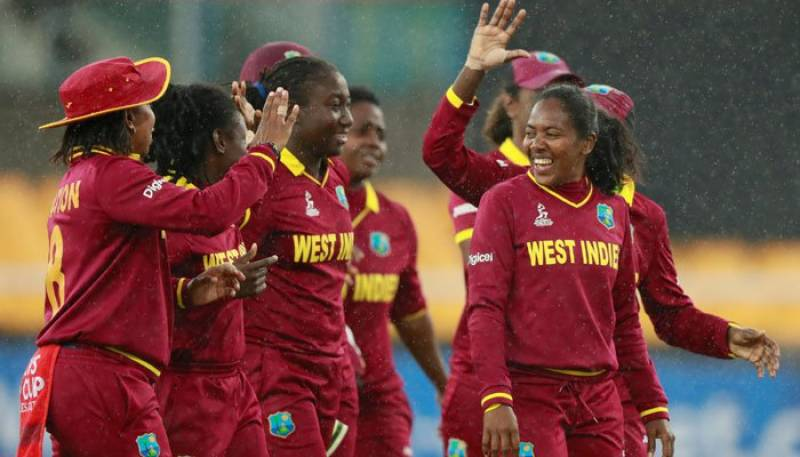 Women's World Cup: West Indies beat Pakistan by 19 runs (D/L)