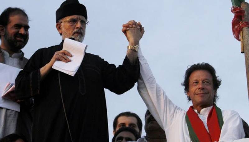 Anti-terrorism court orders to seize properties of Imran Khan, Tahirul Qadri