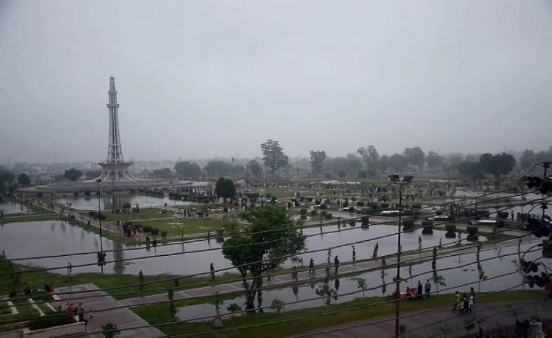 In Pictures: Monsoon spell in Pakistan