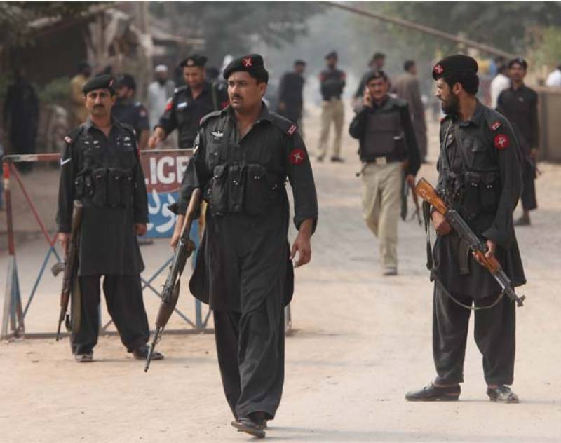 Suicide attack on FC personnel leaves two injured