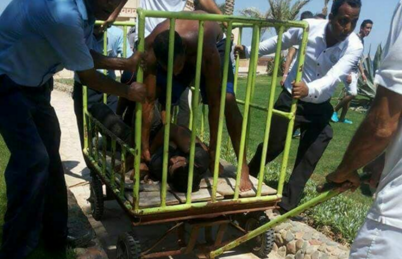 2 tourists stabbed to death on Egyptian beach