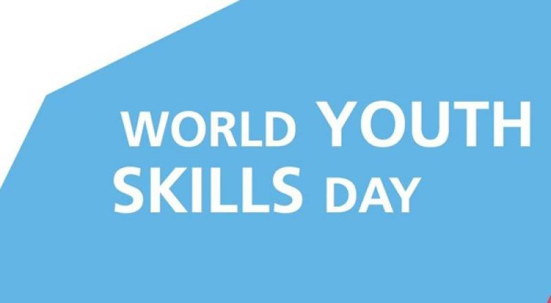 World Youth Skills Day being observed today