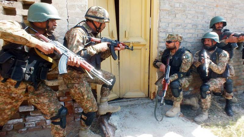 Radd-ul-Fasaad: Pak-Army launches anti-Daesh operation in Rajgal valley
