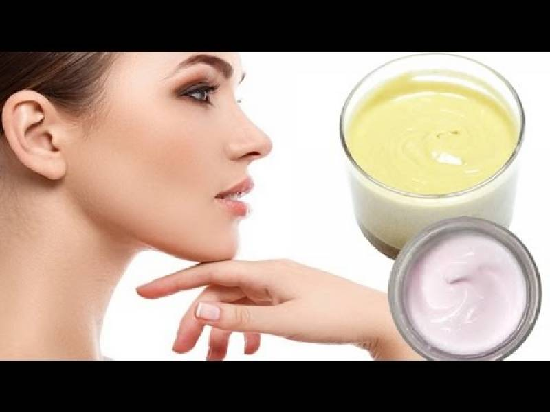Homemade magic cream to brighten your skin
