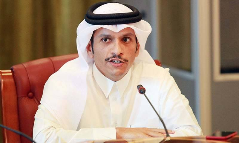 Qatar urges Pakistan to play role in diffusing Gulf diplomatic crisis