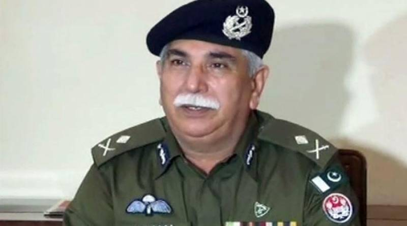 Usman Khattak's appointment as permanent Punjab police chief suspended