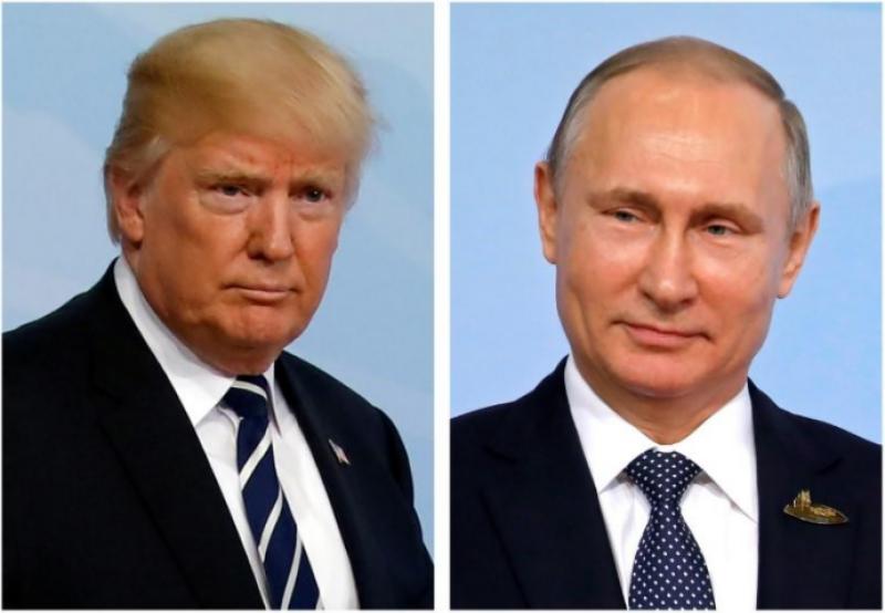 Trump, Putin had previously undisclosed conversation at G20 dinner