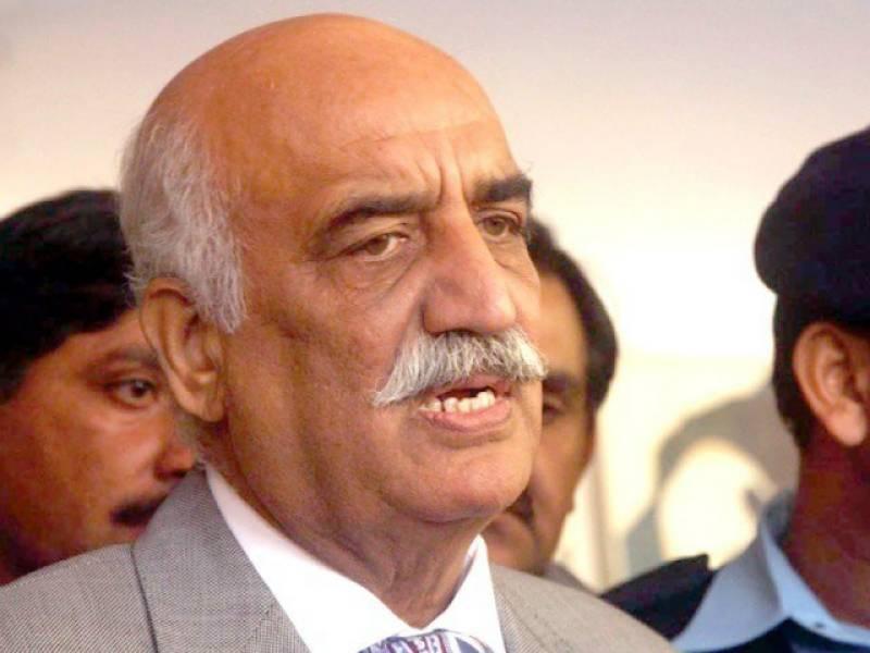 Khurshid Shah demands Nawaz sharif's resignation until tonight