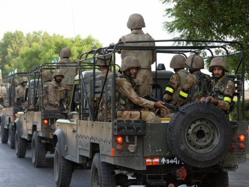 Operation Khyber-IV: Two strongholds of terrorists cleared in Rajgal Valley