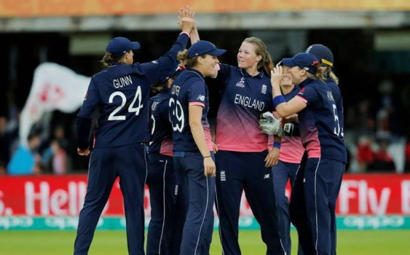 Women's World Cup: England beat India by 9 runs