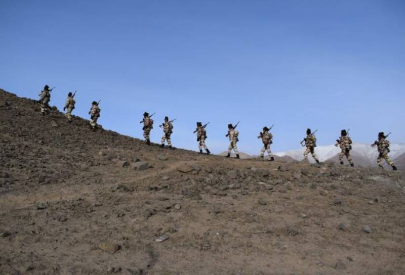 India must withdraw its troops unconditionally: China