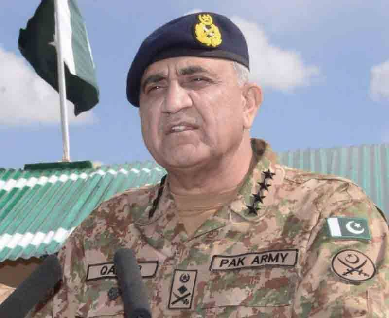 Army chief inquires after Lahore blast victims